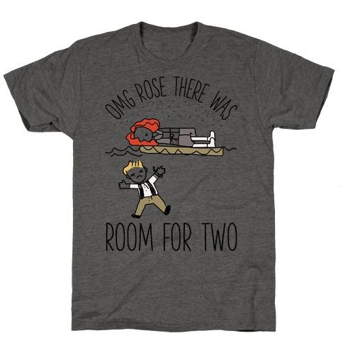 OMG Rose T-Shirt