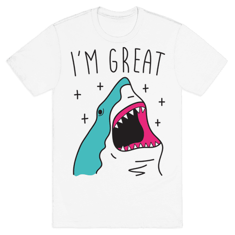 I'm Great (Shark)