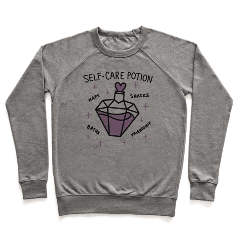 Self-Care Potion Pullover