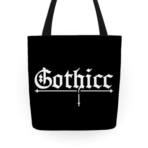 Gothicc Tote