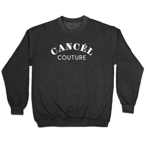 Cancel Couture Pullover