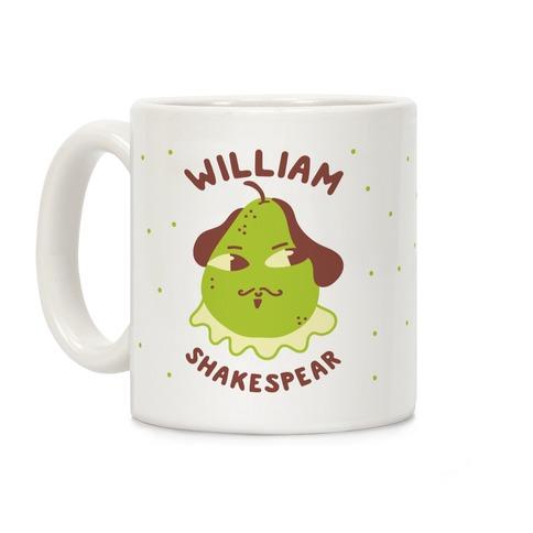 William ShakesPear Coffee Mug