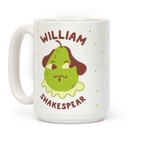 William ShakesPear Coffee Mug