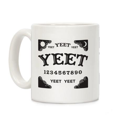 Oui-yeet-ja Board (Ouija) Coffee Mug