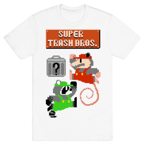 Super Trash Bros T-Shirt