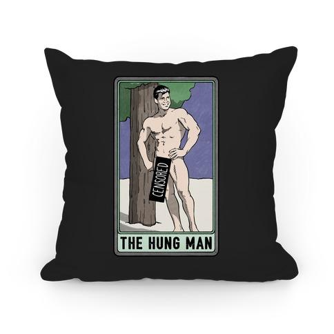 The Hung Man Tarot Pillow