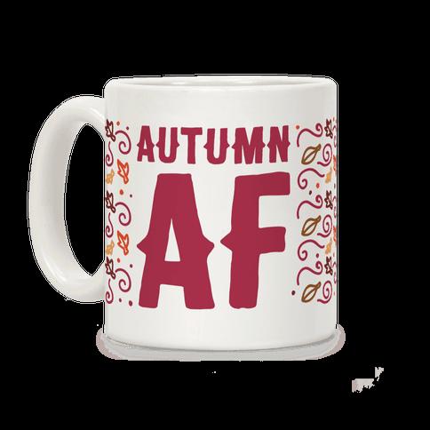 Autumn Af Coffee Mug