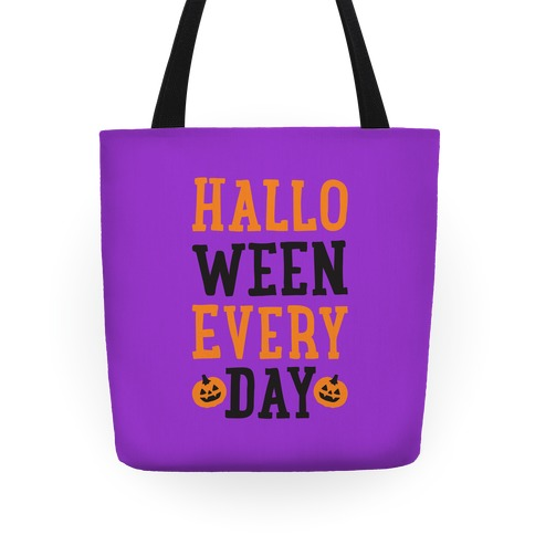 Halloween Every Day Tote