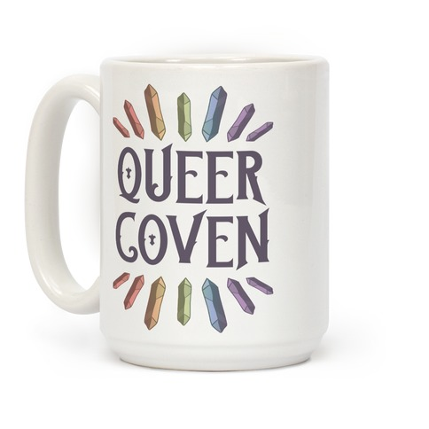 Queer Coven Coffee Mug