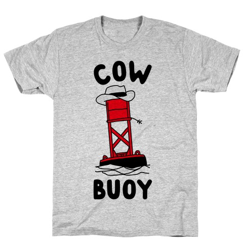 Cow Buoy T-Shirt