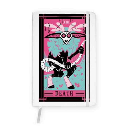 Creepy Cute Tarots: Death Notebook