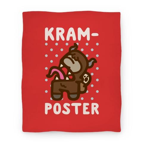 Kram-Poster Parody Blanket
