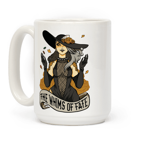 The Whims of Fate Sae Niijima Coffee Mug