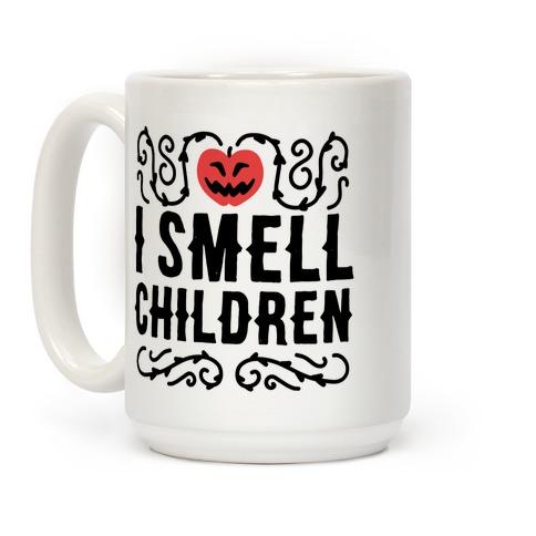 I Smell Children - Hocus Pocus Coffee Mug