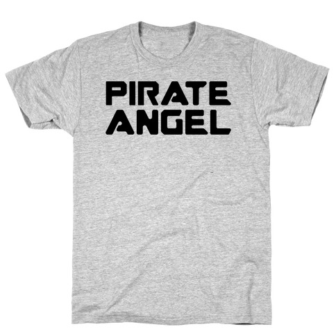 Pirate Angel Parody T-Shirt