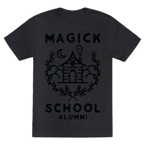 Magick School Alumni T-Shirt