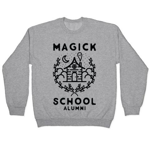 Magick School Alumni Pullover