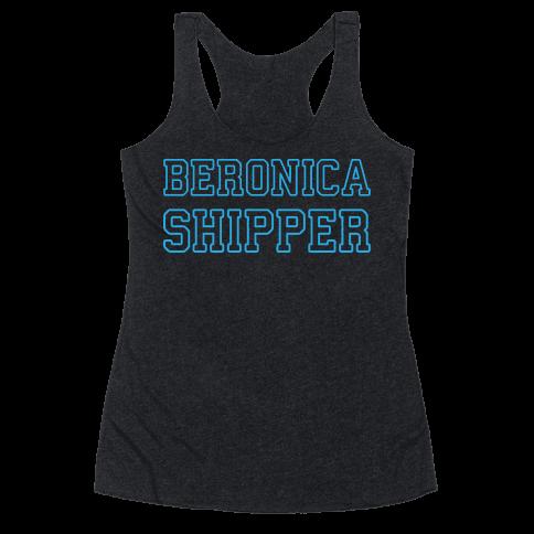 Beronica Shipper Racerback Tank Top
