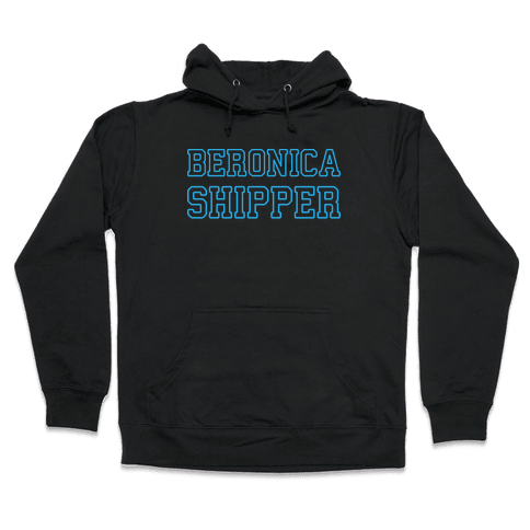 Beronica Shipper Hooded Sweatshirt