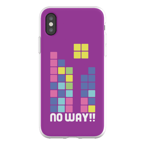 No Way Futaba Phone Flexi-Case