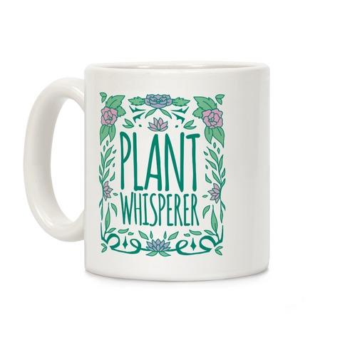 Plant Whisperer Coffee Mug
