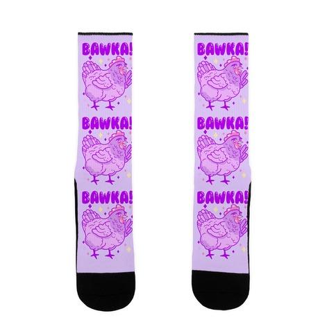 Bawka! Chicken Sock