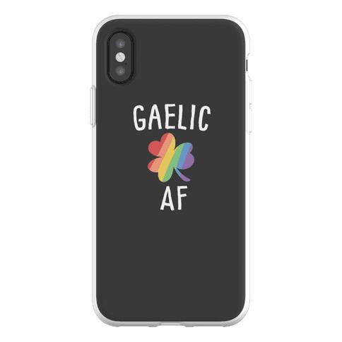 Gaelic AF Phone Flexi-Case