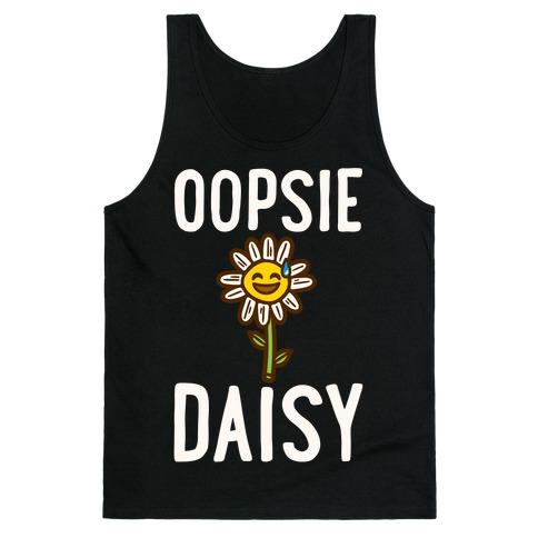 Oopsie Daisy Tank Top