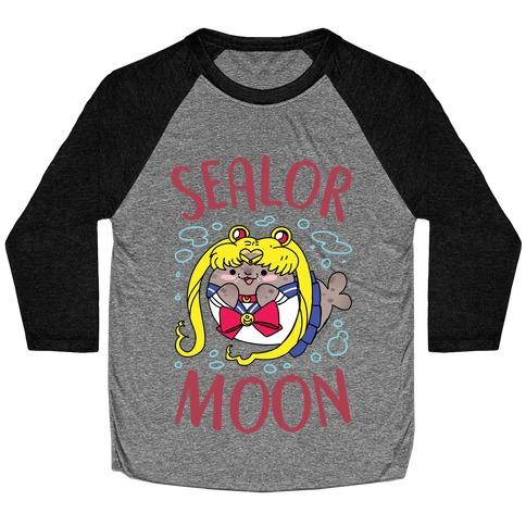 Sealor Moon Baseball Tee