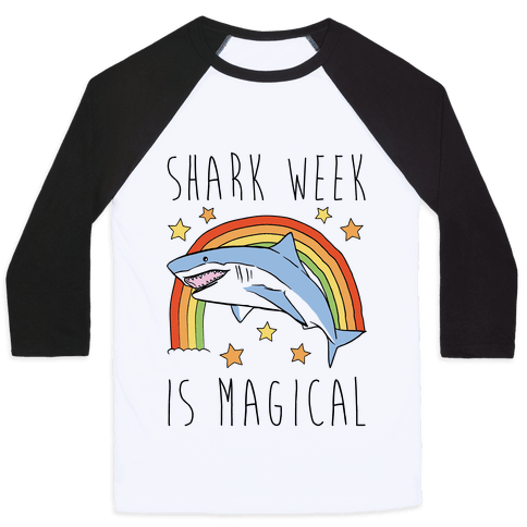Shark Week Is Magical Parody