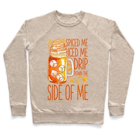 WAP Pumpkin Spice Parody Pullover