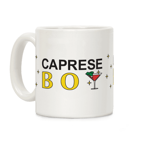 Caprese Boy Coffee Mug