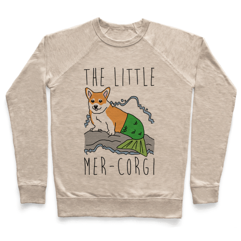 The Little Mer-Corgi Parody