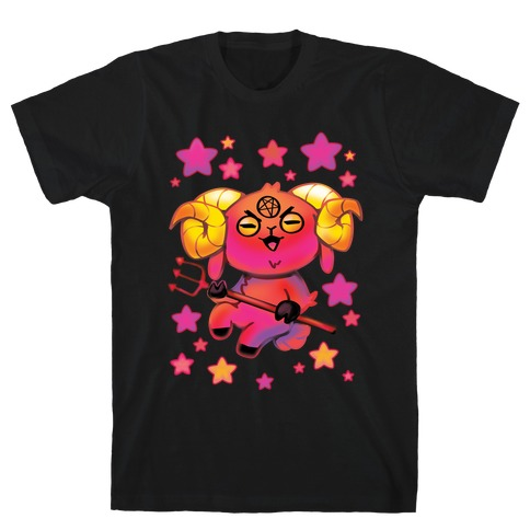 Kawaii Demon Goat T-Shirt