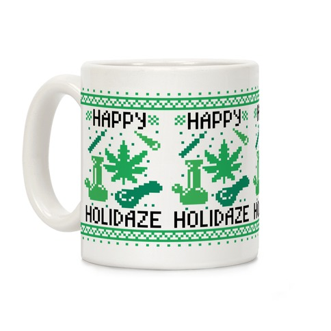 Happy Holidaze Coffee Mug