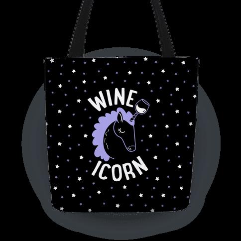 Wineicorn Tote