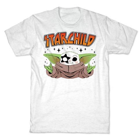 Starchild Baby Yoda T-Shirt