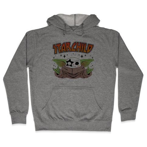 Starchild Baby Yoda Hooded Sweatshirt