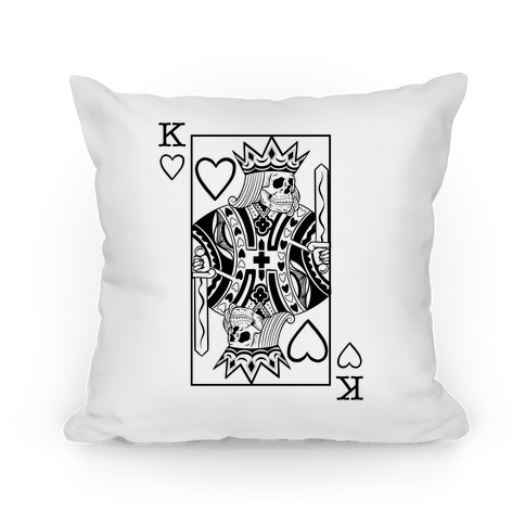 Death of Hearts Pillow