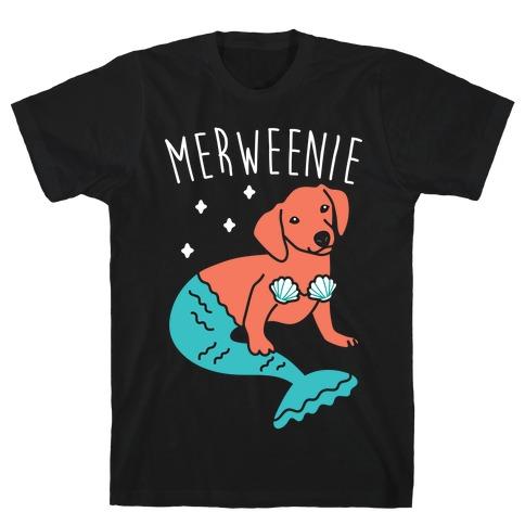 Merweenie Dachshund T-Shirt