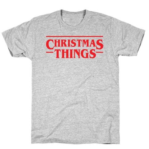 Christmas Things T-Shirt