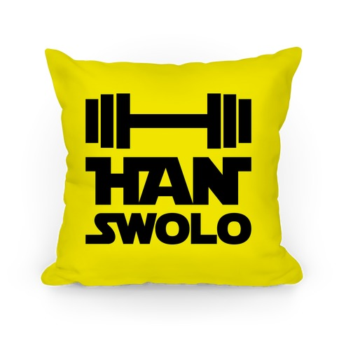 Han Swolo Pillow