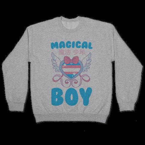 Magical Boy - Trans Pride Pullover