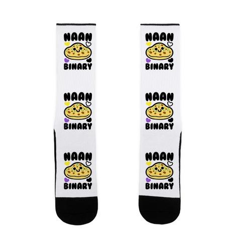Naan Binary Sock