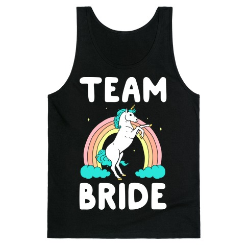fc0f1803 Magical Team Bride Tank Top | LookHUMAN