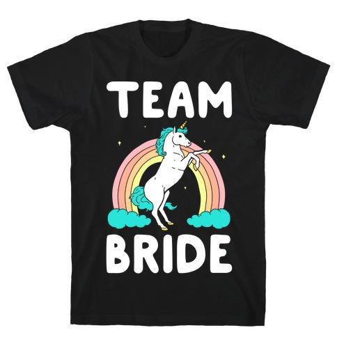 Magical Team Bride T-Shirt