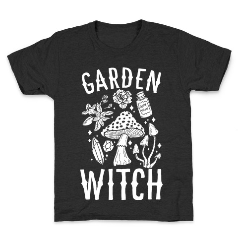 Garden Witch Kids T-Shirt