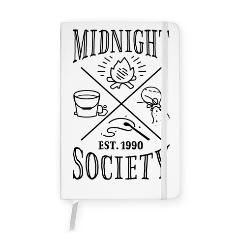 Midnight Society Notebook