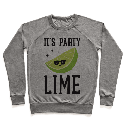 It's Party Lime Pullover