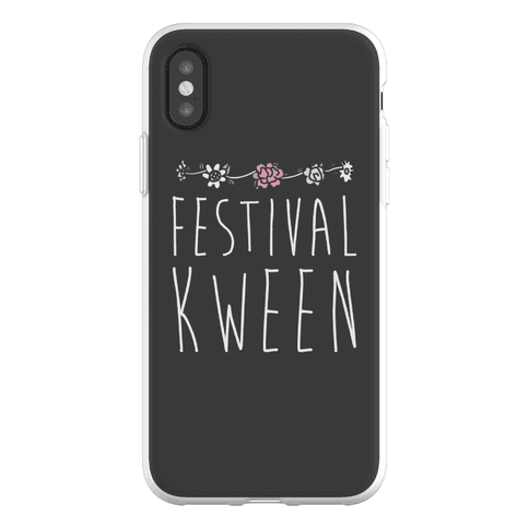 Festival Kween Phone Flexi-Case